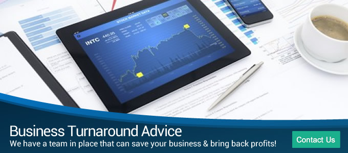 Business Turnaround Advice