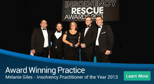 Insolvency and Rescue Awards 2013